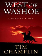 West of Washoe: A Western Story 9781410418654