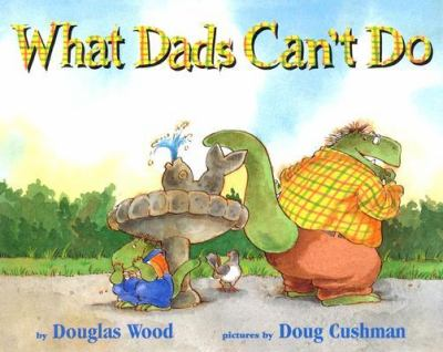 What Dads Can't Do (Mini Edition) 9781416901976