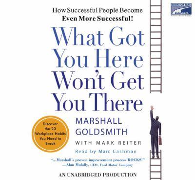 What Got You Here (Lib)(CD) 9781415935712
