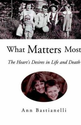 What Matters Most 9781413463316