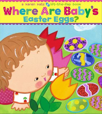 Where Are Baby's Easter Eggs? 9781416949244