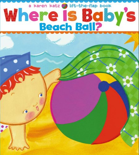 Where Is Baby's Beach Ball? 9781416949626