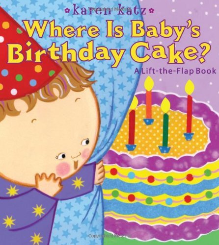 Where Is Baby's Birthday Cake? 9781416958178