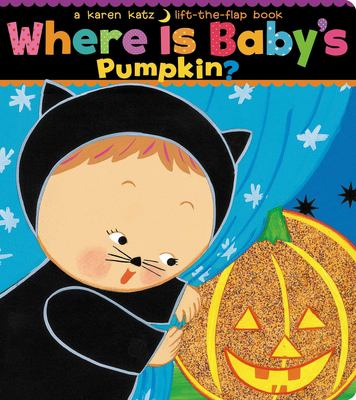 Where Is Baby's Pumpkin? 9781416909705