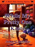 While My Pretty One Knits 9781410417961