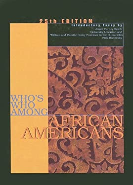 Who's Who Among African Americans 9781414467085