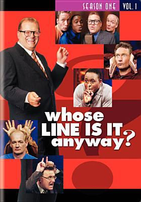 Whose Line Is It Anyway? Season One Vol. 1