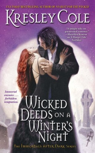 Wicked Deeds on a Winter's Night 9781416547037