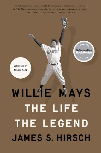 Willie Mays: The Life, the Legend 9781416547914