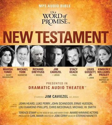 Word of Promise New Testament-NKJV [With DVD] 9781418534363