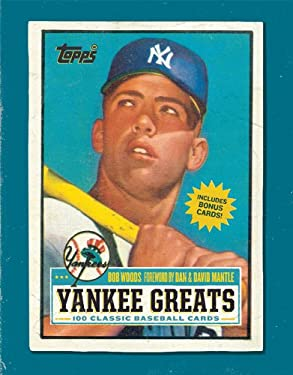 Yankee Greats: 100 Classic Baseball Cards 9781419702723