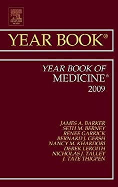 Year Book of Medicine 9781416057451