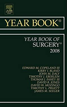 Year Book of Surgery 9781416057321