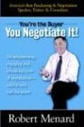 You're the Buyer-You Negotiate It! 9781418426255
