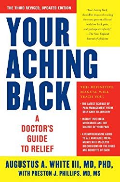 Your Aching Back: A Doctor's Guide to Relief 9781416593010