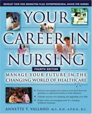 Your Career in Nursing 9781419550621