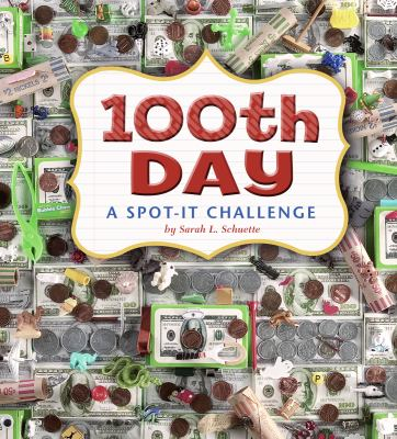 100th Day: A Spot-It Challenge 9781429675598