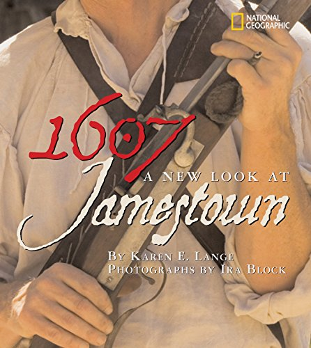 1607: A New Look at Jamestown 9781426300127
