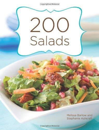 200 Salads 9781423624684