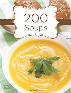200 Soups 9781423623311