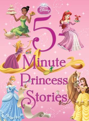 5-Minute Princess Stories 9781423146575