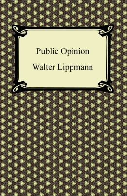 Public Opinion 9781420942989