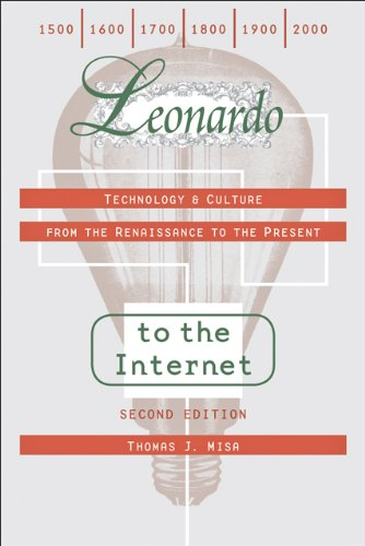 Leonardo to the Internet: Technology & Culture from the Renaissance to the Present 9781421401539