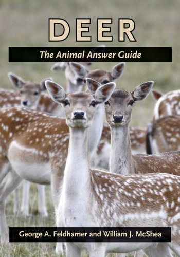 Deer: The Animal Answer Guide 9781421403885