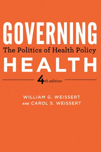 Governing Health: The Politics of Health Policy 9781421406213