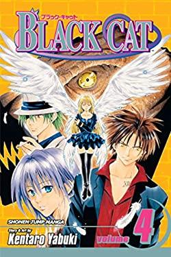Black Cat, Volume 4 9781421506081