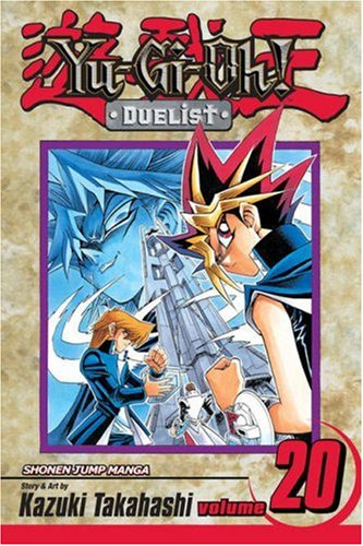 Yu-GI-Oh! Duelist: Volume 20 9781421511139