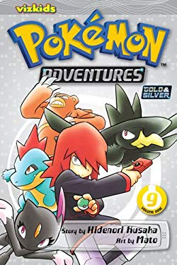 Pokemon Adventures, Volume 9 9781421530628