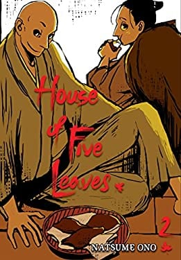 House of Five Leaves, Volume 2 9781421532110