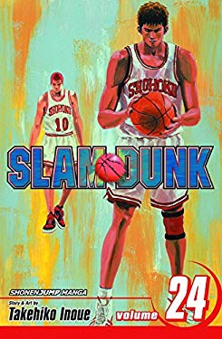 Slam Dunk, Vol. 24 9781421533315