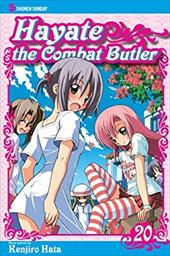 Hayate the Combat Butler, Vol. 20 16744635