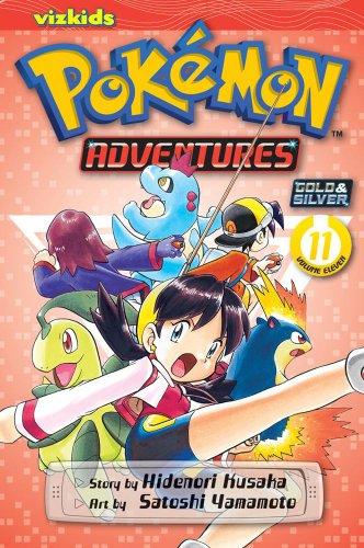 Pokemon Adventures, Volume 11 9781421535456