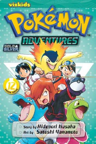 Pokemon Adventures, Volume 12 9781421535463