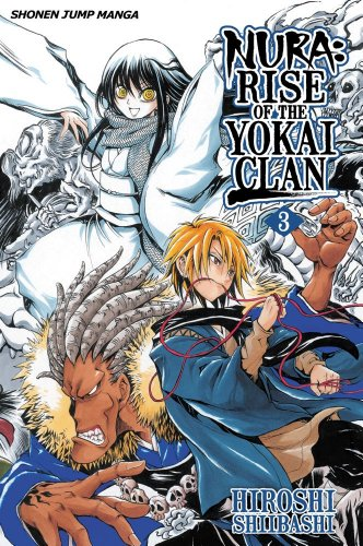 Nura: Rise of the Yokai Clan, Volume 3 9781421538938