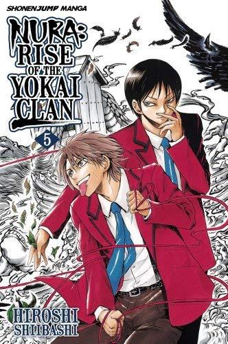 Nura: Rise of the Yokai Clan, Vol. 5 9781421538952