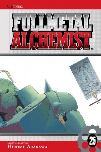 Fullmetal Alchemist, Volume 25 9781421539249