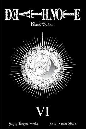 Death Note Black Edition, Volume 6 9781421539690