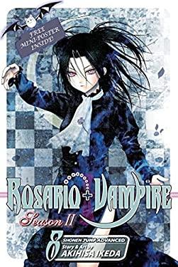 Rosario+vampire: Season II, Volume 8 9781421540504