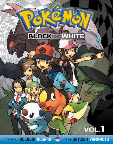 Pokemon Black and White, Volume 1 9781421540900