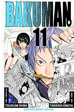 Bakuman, Volume 11 9781421541037