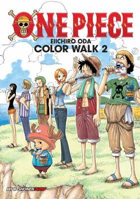 One Piece Color Walk 2 9781421541136