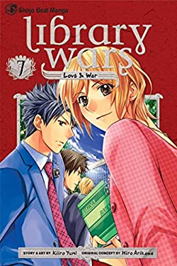 Library Wars: Love and War, Vol. 7