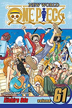 One Piece, Volume 61 9781421541440
