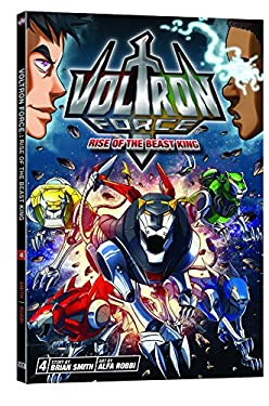 Voltron Force, Vol. 4: Rise of the Beast King 9781421541563