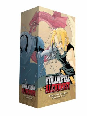 Fullmetal Alchemist Complete Box Set: Volumes 1-27 9781421541952