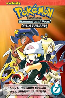 Pok Mon Adventures: Diamond and Pearl/Platinum, Vol. 7 9781421542478
